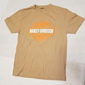 Men's Harley Davidson Kandahar Afghanistan t shirt